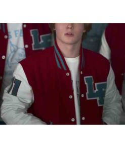 Nick Julie and The Phantoms Letterman Jacket