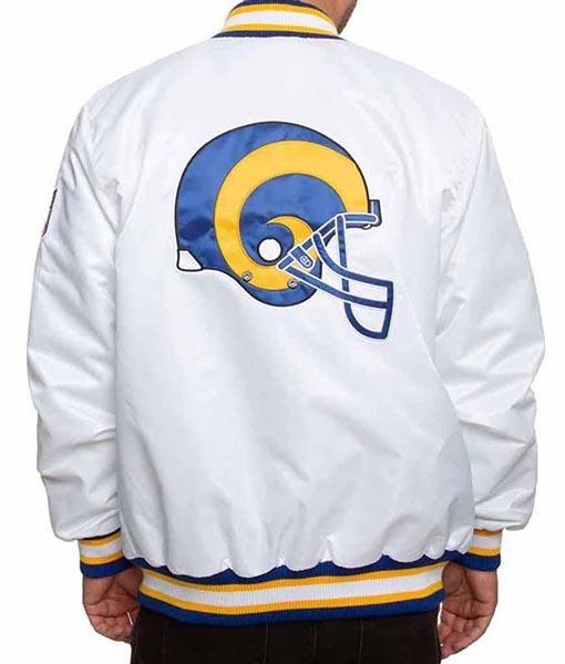 Los Angeles Rams Bomber Jacket