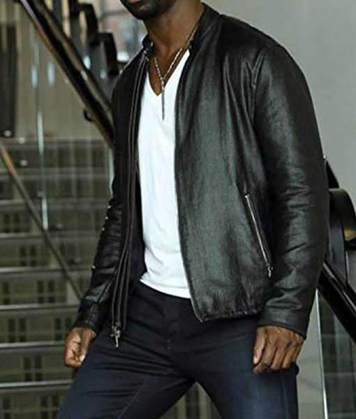 Amenadiel Lucifer Leather Jacket