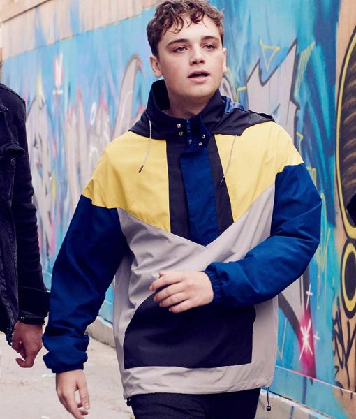 Matthew Here Are the Young Men Jacket