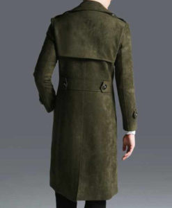 Gerrick Green Military Coat