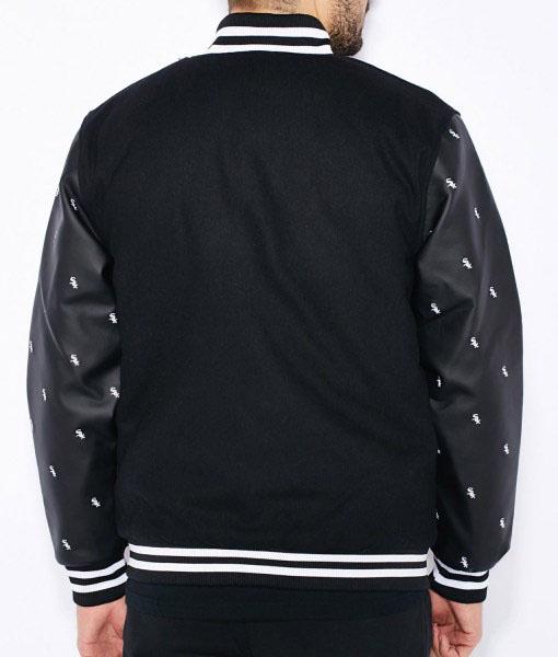 Anderson Black White Sox Jacket