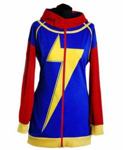 Ms. Marvel Costume Hoodie
