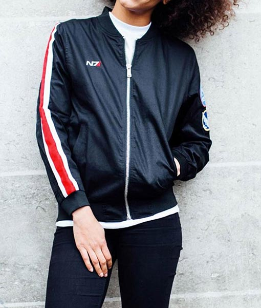 N7 Black Jacket