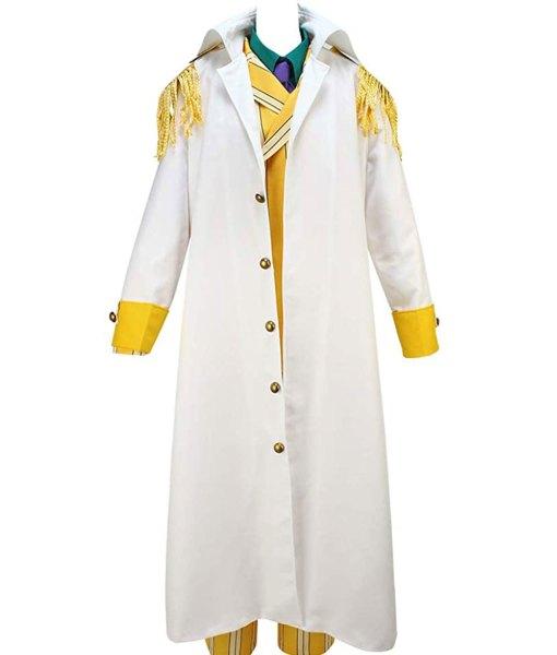 One Piece Borsalino Coat