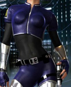 Joanna Dark Perfect Dark Agent Jacket