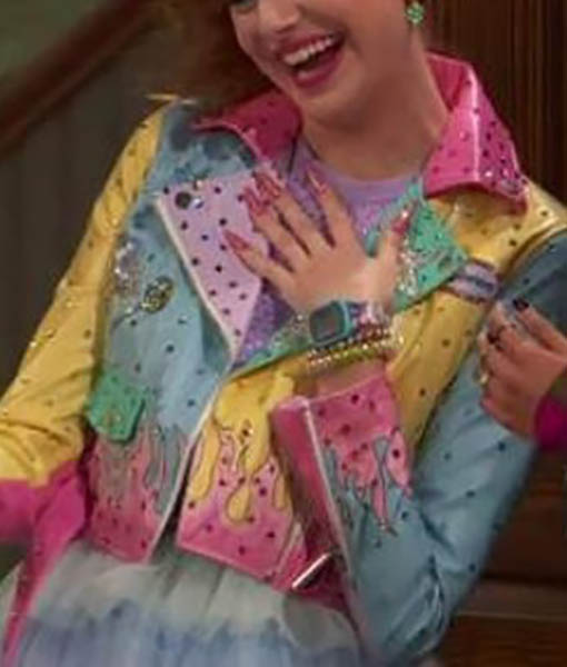 Sasha Ravens Home Jacket