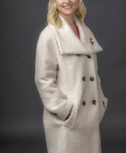 Pamela Return to Christmas Creek Coat