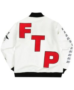 Ryan FTP 10 Year Varsity Jacket