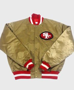 San Francisco 49ers Starter Jacket