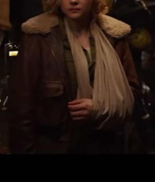 Maude Garrett Shadow in the Cloud Jacket