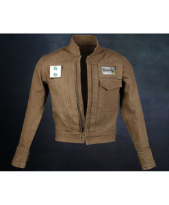 Cassian Andor Rogue One: A Star Wars Story Jacket