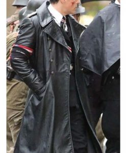 John Smith The Man In The High Castle Coat