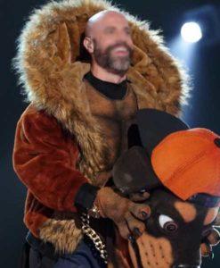 Rottweiler The Masked Singer S02 Jacket