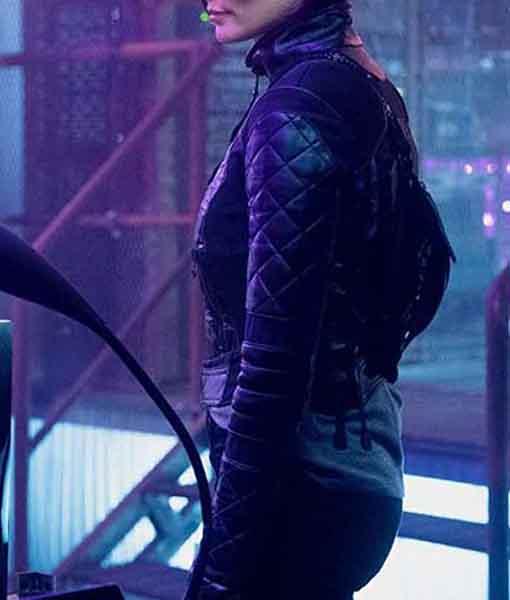 Esme Carmona The Purge S02 Jacket