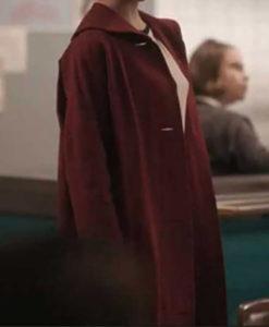 Beth Harmon The Queen's Gambit Coat