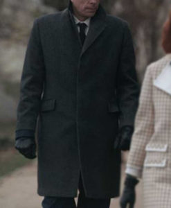 Mr. Booth The Queens Gambit Coat