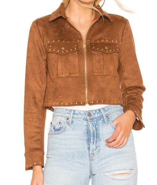 Mariah Copeland The Young and the Restless Jacket