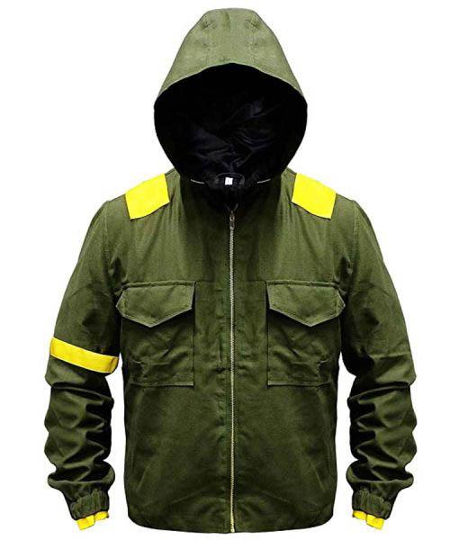Tyler Joseph Twenty One Pilots Jacket