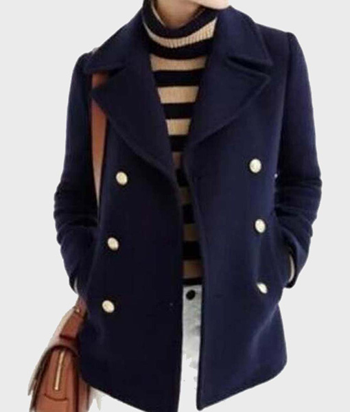 Paige Lassiter Virgin River Coat