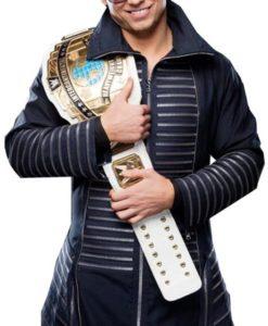 WWE The Miz Black Coat