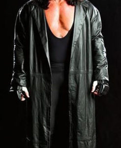 Undertaker Black Coat