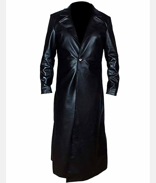 Undertaker Black Coat