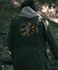Mark McKenna Wayne Jacket