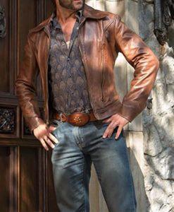 Wolverine X-Men: Days of Future Past Jacket