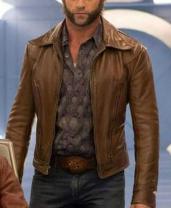 Wolverine X-Men: Days of Future Past Jacket