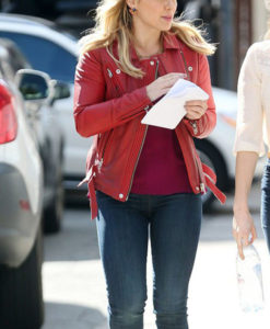 Kelsey Peters Younger Leather Jacket