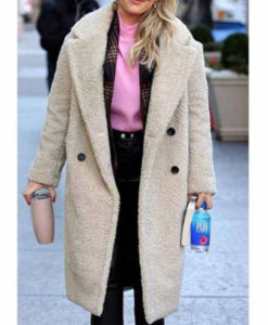 Kelsey Peters Younger S07 Sherpa Coat