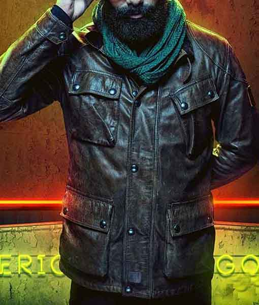 The Jinn American Gods Jacket