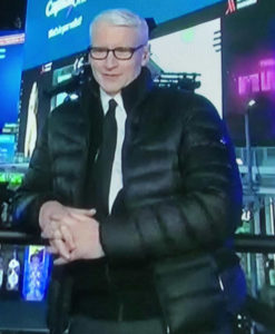 Anderson Cooper Puffer Jacket