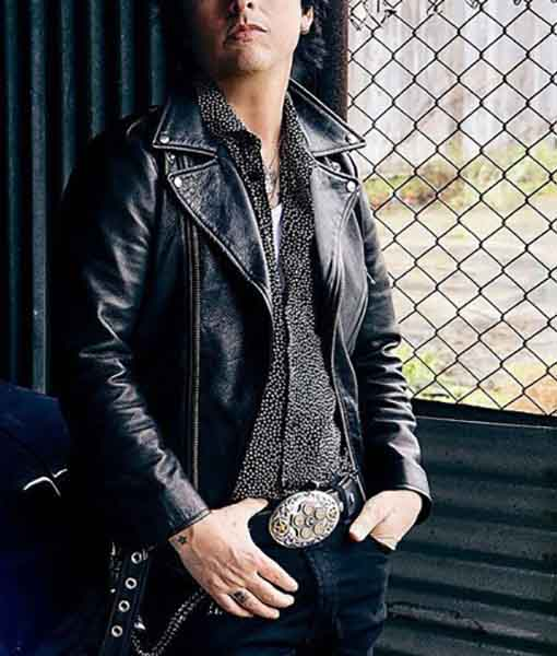 Billie Joe Armstrong Leather Jacket