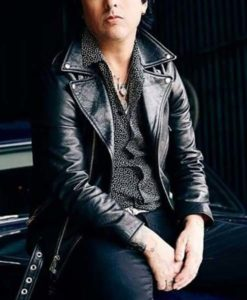 Billie Joe Armstrong Leather Jacket
