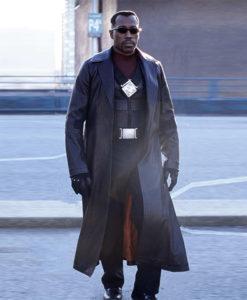 Blade Trench Coat