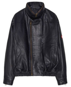 Cav Empt Leather Jacket