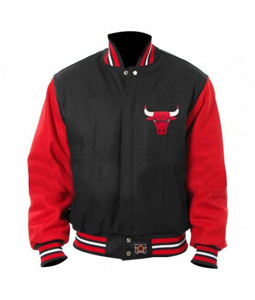 Chicago Bulls Varsity Jacket