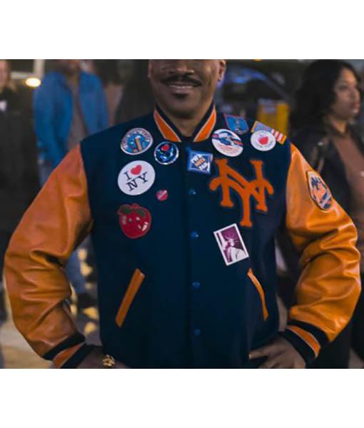 Akeem Coming 2 America Jacket