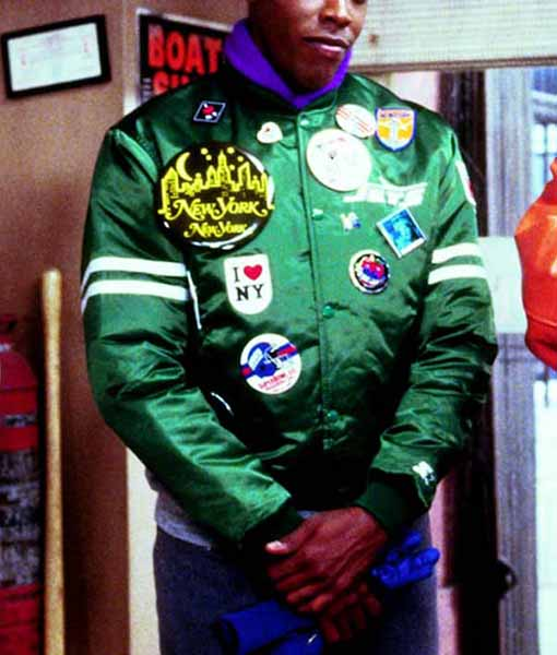 Semmi Coming to America Varsity Jacket