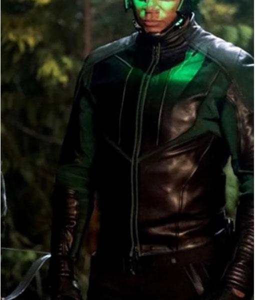 John Diggle Crisis on Infinite Earths Jacket