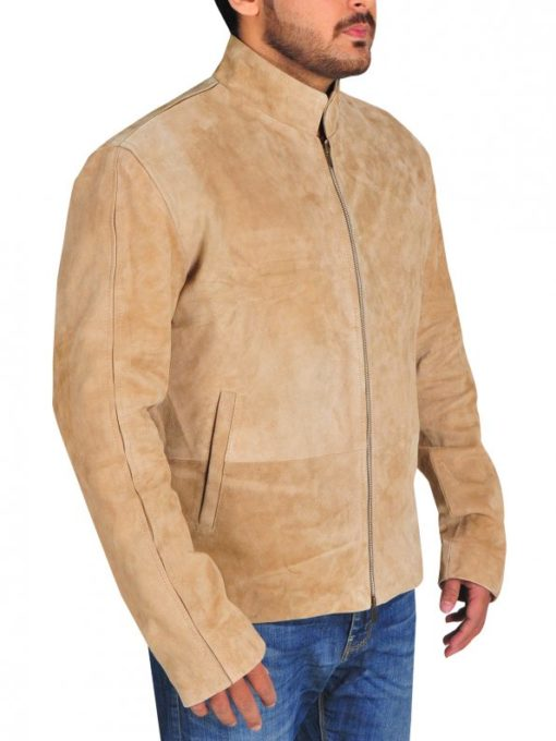 James Bond Spectre Leather Jacket