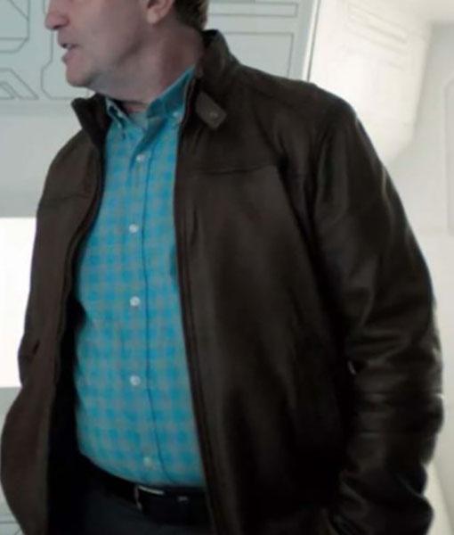 Graham O'Brien Doctor Who Jacket
