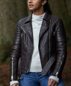 Yasmin Khan Doctor Who Jacket