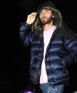 Dr. Michael Morbius Puffer Jacket