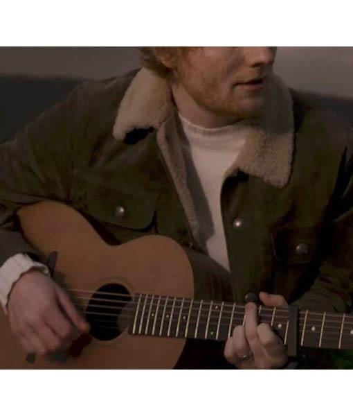 Afterglow Ft Ed Sheeran Jacket