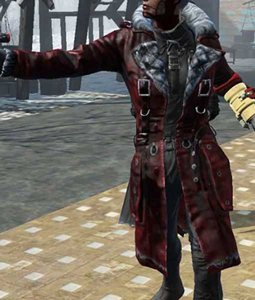 Nuka Raider Maxsons Fallout 4 Coat