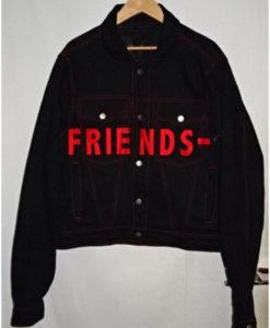 VLONE Friends Jacket