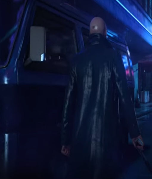 Agent 47 Hitman 3 Leather Coat